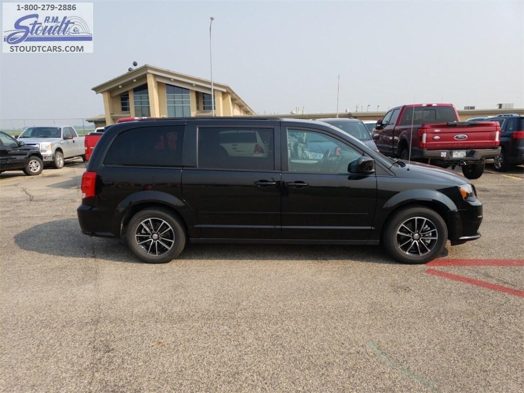 2017 Dodge Grand Caravan GT Minivan/Van