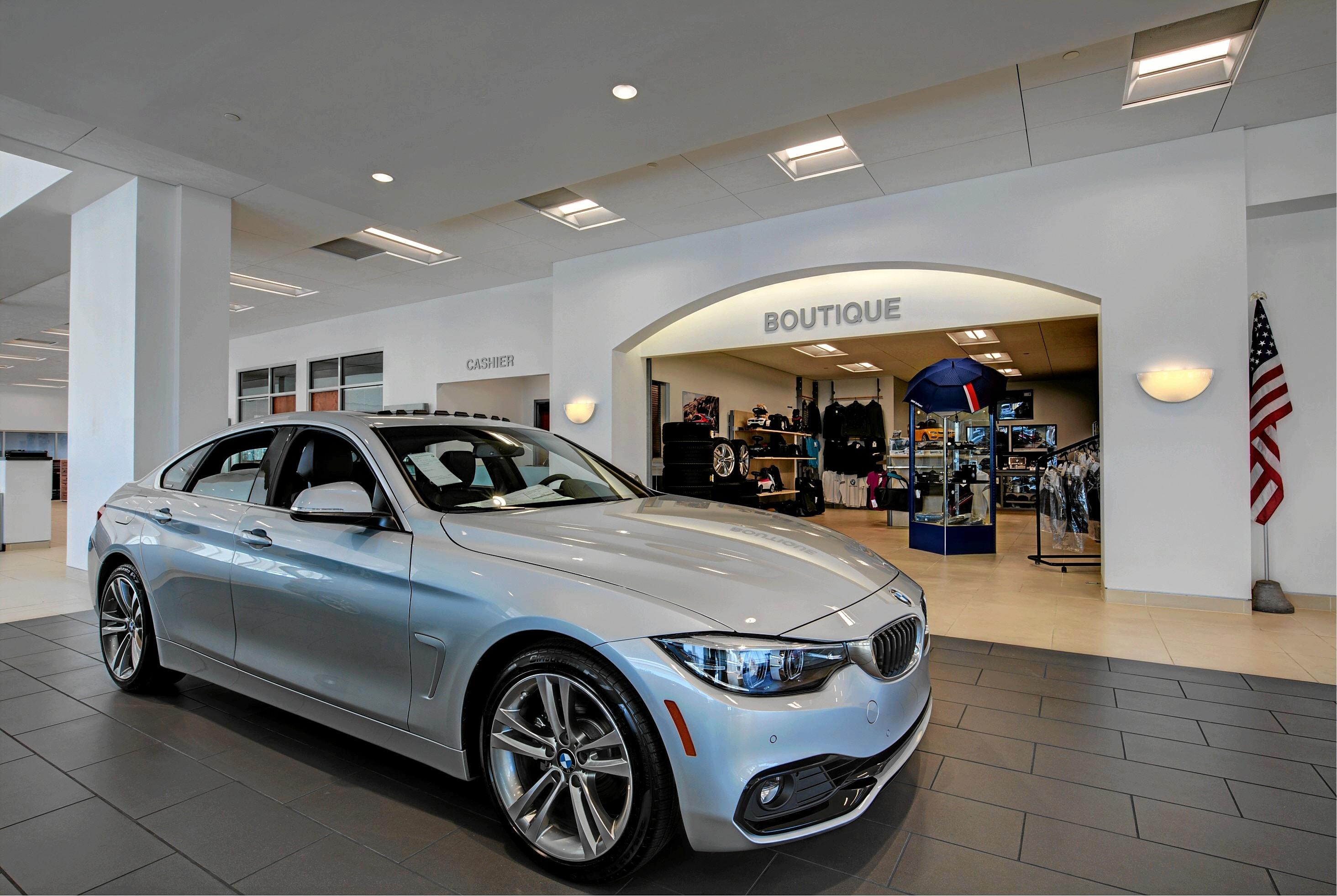 Genuine BMW Parts Center | Buy New BMW Parts near Germantown, TN