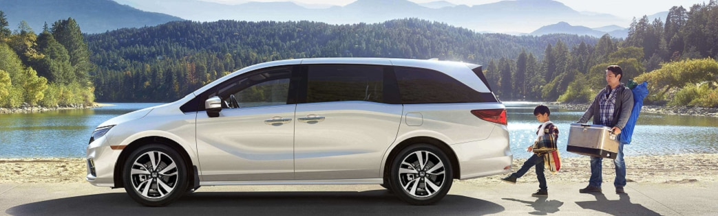 2020 Honda Odyssey in Toronto, ON