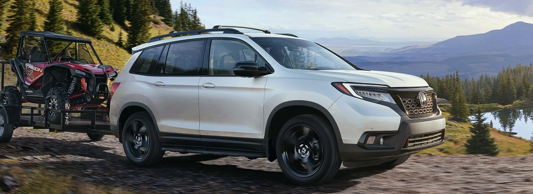 2020 Honda Passport in Toronto, ON
