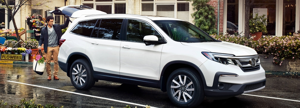 2021 Honda Pilot in Toronto, ON