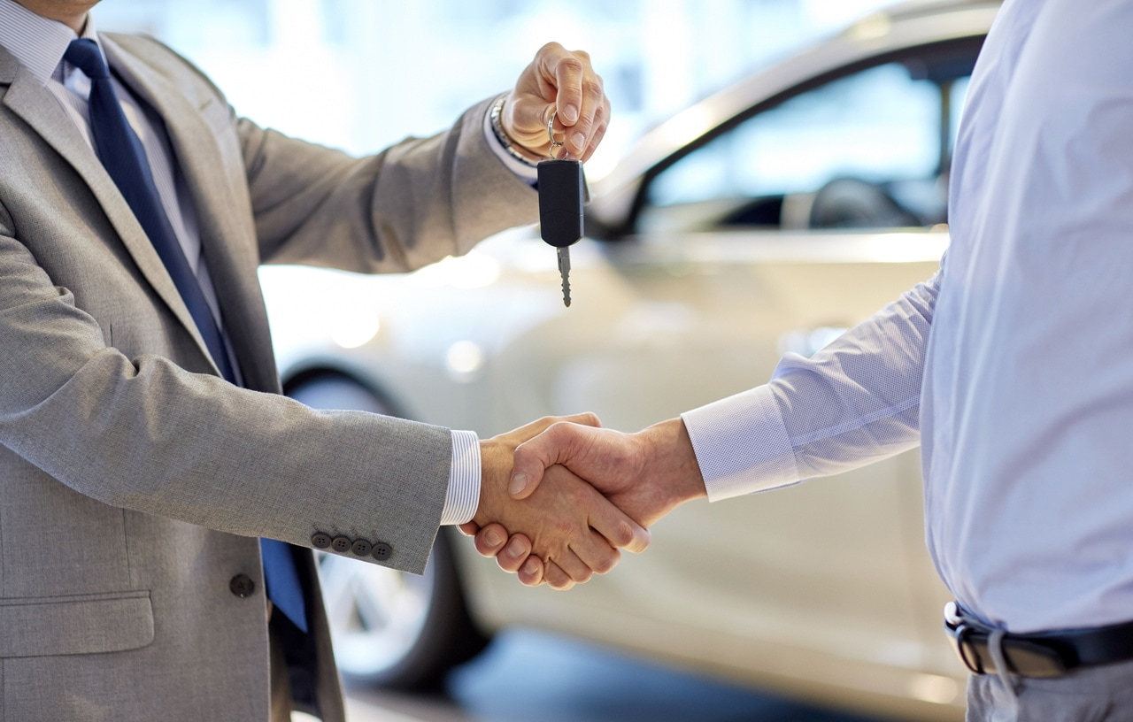 Finalize your Vehicle Purchase