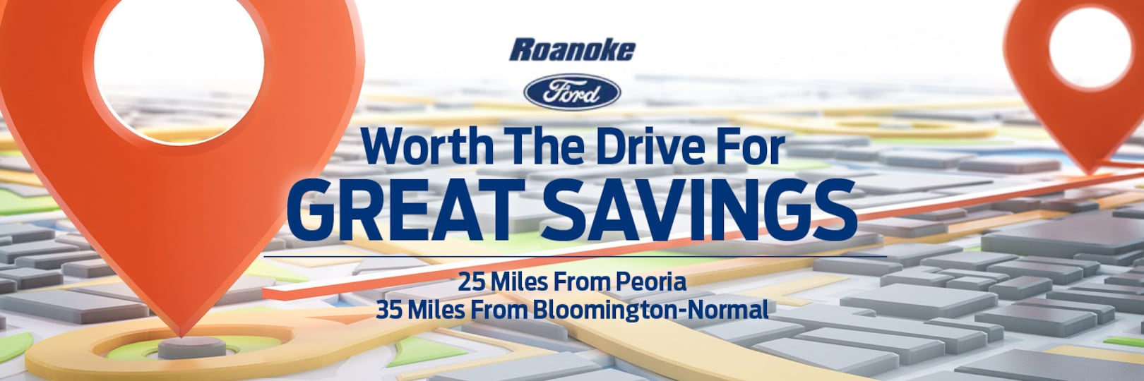 Ford Dealership Peoria Il >> Roanoke Ford Ford Dealership In Roanoke Il