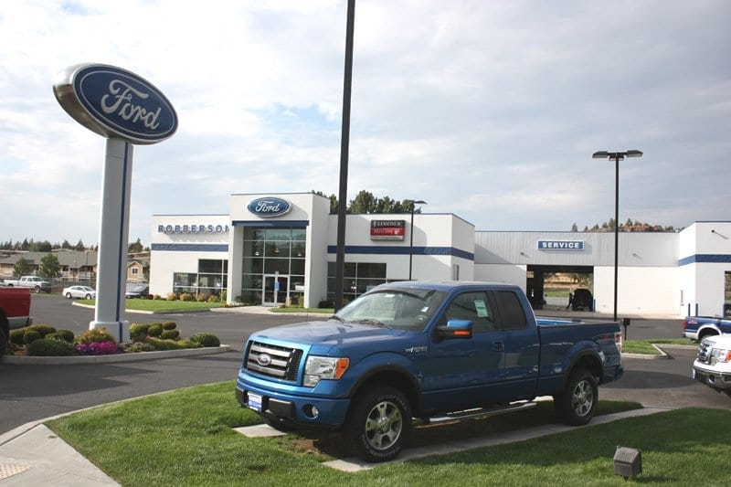 used cars trucks vans suvs for sale bend or robberson ford sales inc pre owned vehicles near sisters or robberson ford
