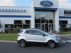 Used 2018 Ford EcoSport SES 4x4 SUV