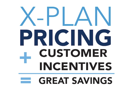 Ford X Plan Pricing >> X Plan Pricing Robberson Ford Sales Inc