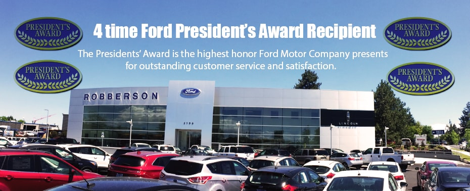 Robberson Ford Bend Or >> About Robberson Ford Sales Inc Bend Oregon Ford Dealership