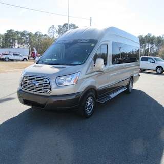 New 2018 Ford Transit-250 250 HIGH ROOF CONVERSION VAN Van for sale in Waycross