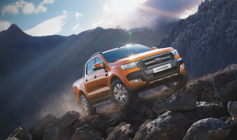 New Ford Ranger Offroad