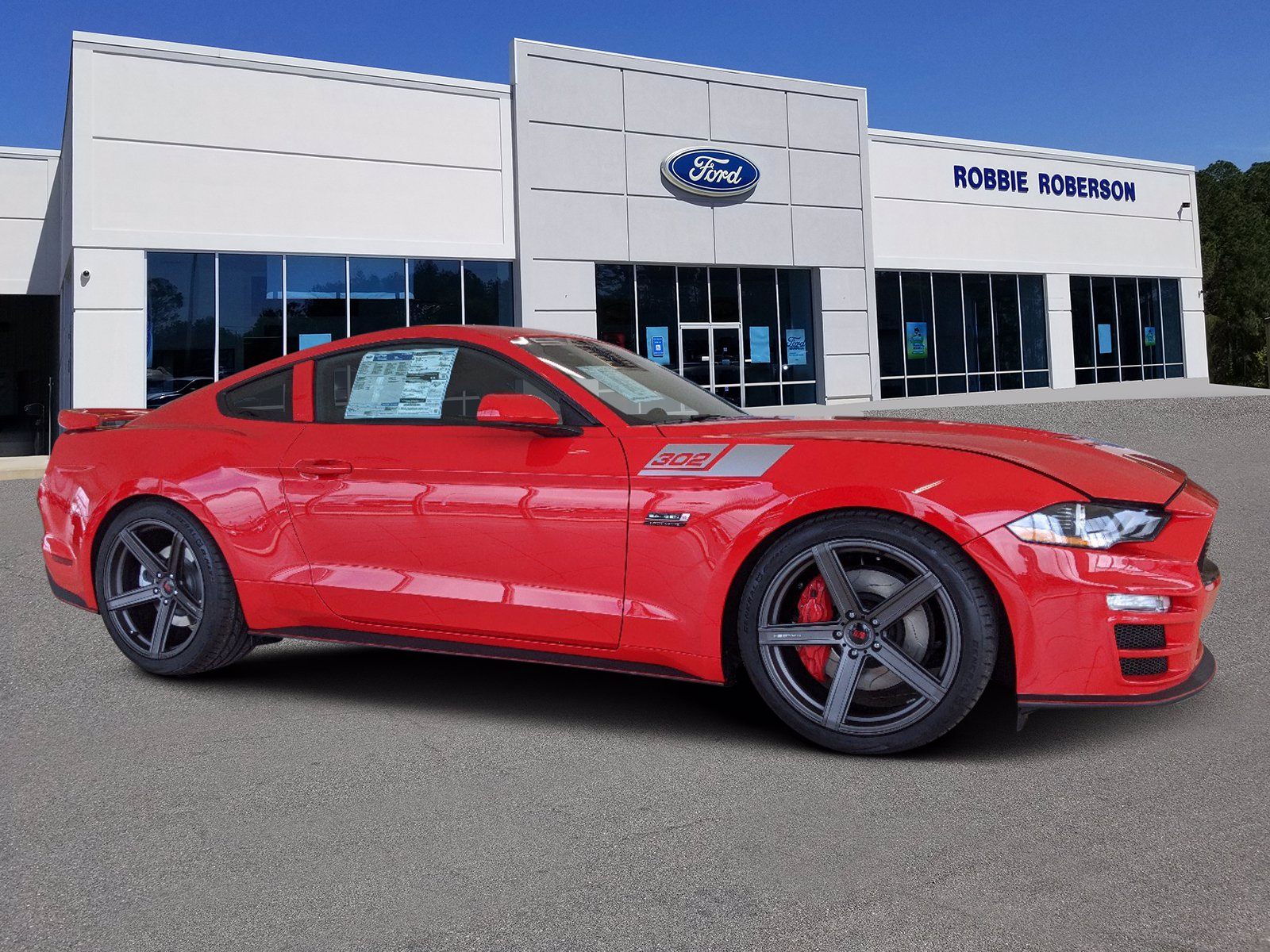 2021 Ford Mustang GT Fastback