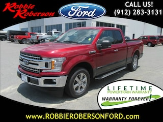 New 2018 Ford F-150 XLT Truck SuperCab Styleside for sale in Waycross