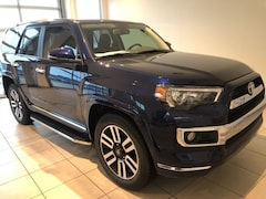 New 2019 Toyota 4Runner Limited Sport Utility in Nash, TX
