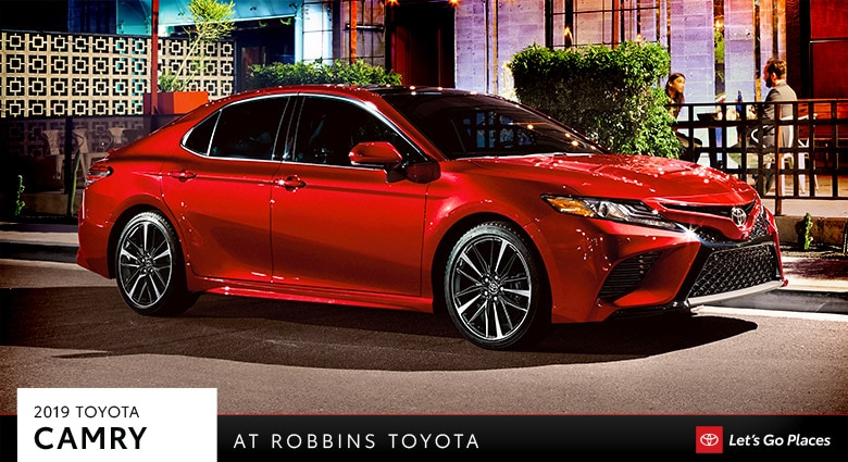 2019 toyota camry robbins toyota texarkana tx. Black Bedroom Furniture Sets. Home Design Ideas