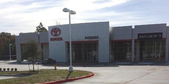 Robbins Toyota Building