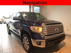 Certified 2014 Toyota Tundra Limited Truck Crew Max in Nash, TX