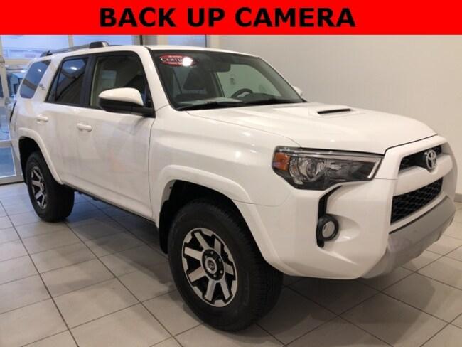 2018 Toyota 4Runner TRD Off-Road SUV