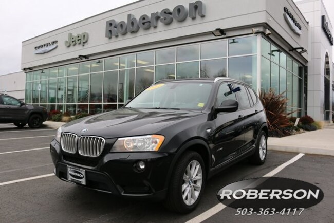 Used 2014 BMW X3 xDrive28i SAV in Salem, OR