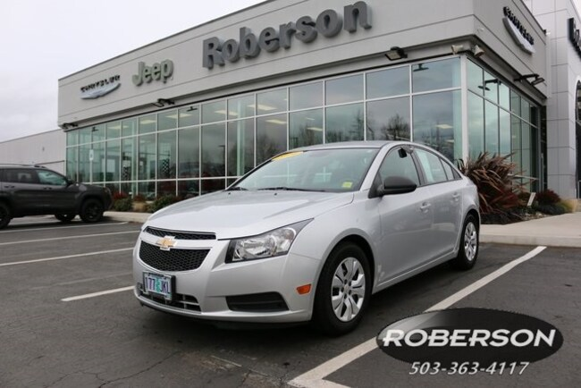 Used 2014 Chevrolet Cruze LS Auto Sedan in Salem, OR