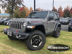New 2018 Jeep Wrangler RUBICON 4X4 Sport Utility in Salem, OR