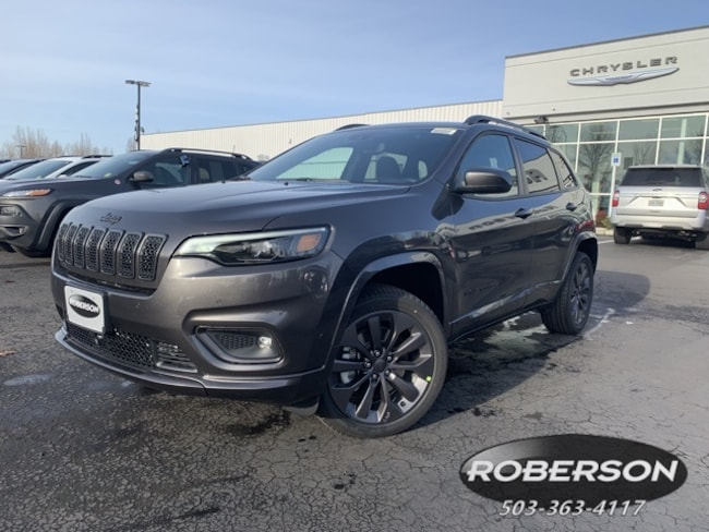 New 2019 Jeep Cherokee HIGH ALTITUDE 4X4 Sport Utility in Salem, OR