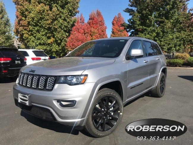New 2019 Jeep Grand Cherokee ALTITUDE 4X4 Sport Utility in Salem, OR