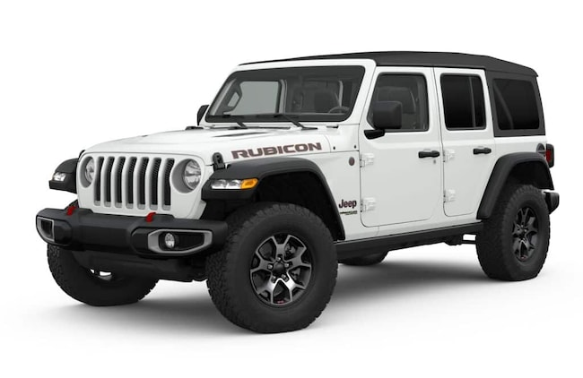 New 2019 Jeep Wrangler UNLIMITED RUBICON 4X4 Sport Utility in Salem, OR