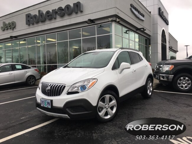 Used 2016 Buick Encore SUV in Salem, OR