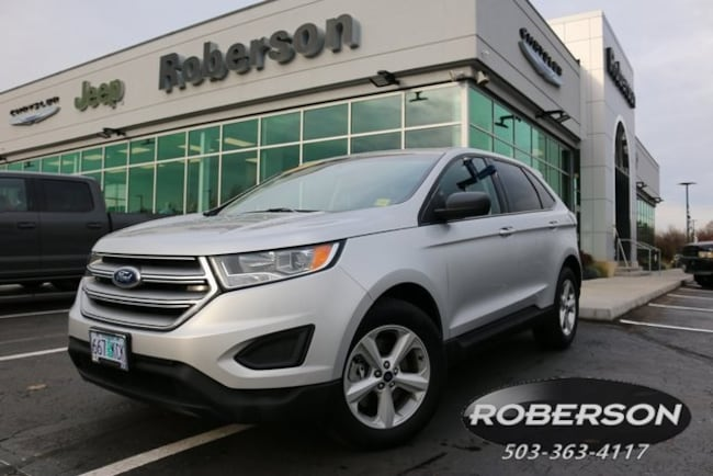 Used 2017 Ford Edge SE SUV in Salem, OR