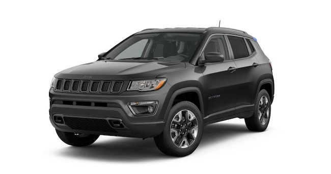 New 2019 Jeep Compass UPLAND 4X4 Sport Utility in Salem, OR