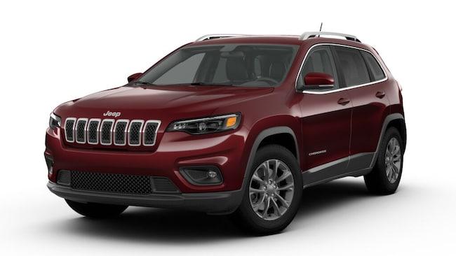 New 2019 Jeep Cherokee LATITUDE PLUS 4X4 Sport Utility in Salem, OR