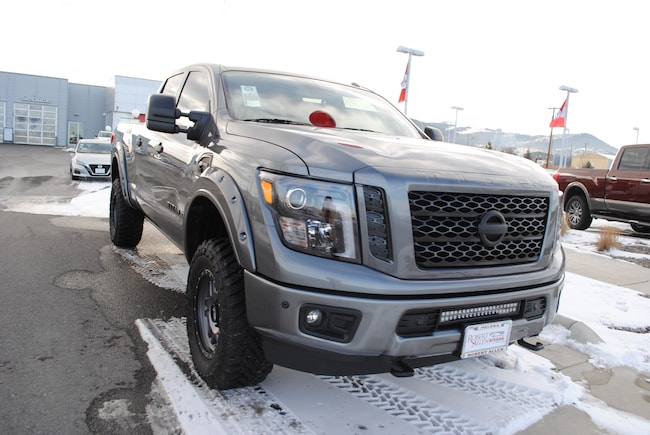 2018 Nissan Titan XD SV Diesel Truck Crew Cab
