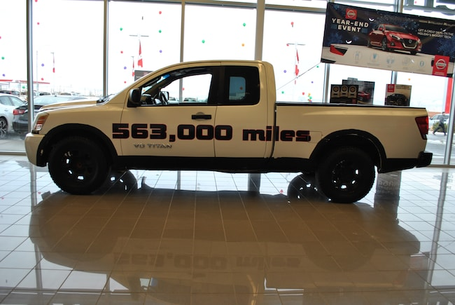 2005 Nissan Titan XE Truck King Cab