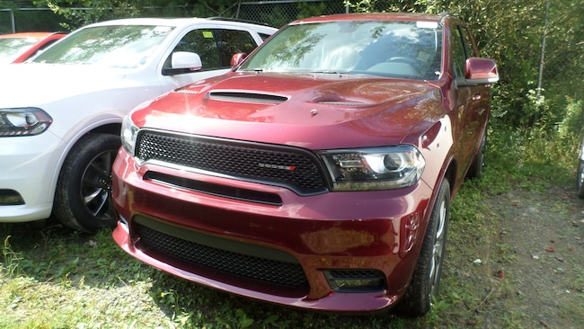 New 2018 Dodge Durango GT RALLYE AWD Sport Utility in Monticello NY