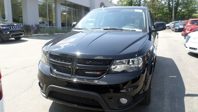 New 2017 Dodge Journey SXT AWD Sport Utility in Monticello NY