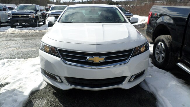 Used 2017 Chevrolet Impala LT w/1LT Sedan for sale in Monticello, NY