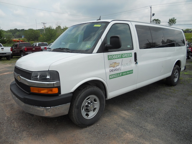 Used 2013 Chevrolet Express 3500 LT Van Extended Passenger Van for sale in Monticello, NY