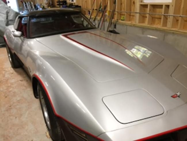 Used 1982 Chevrolet Corvette Base Coupe for sale in Monticello, NY