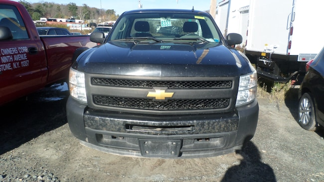 Used 2013 Chevrolet Silverado 1500 WT Truck Regular Cab for sale in Monticello, NY