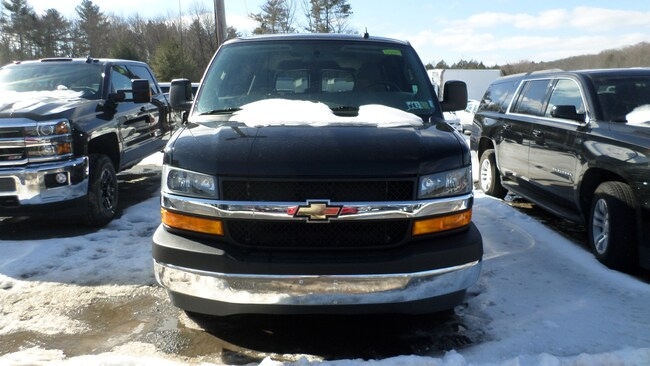 Used 2018 Chevrolet Express 2500 LT Van Passenger Van for sale in Monticello, NY