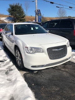 Certified Pre-owned 2018 Chrysler 300 Limited Sedan for sale in Monticello, NY