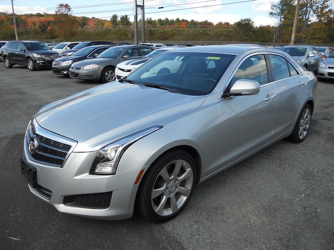 Used 2014 CADILLAC ATS 2.5L Luxury Sedan for sale in Monticello, NY