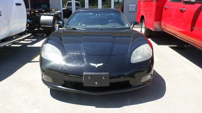 Used 2007 Chevrolet Corvette Base Coupe for sale in Monticello, NY