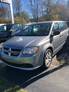 Certified Pre-owned 2016 Dodge Grand Caravan AVP/SE Van for sale in Monticello, NY