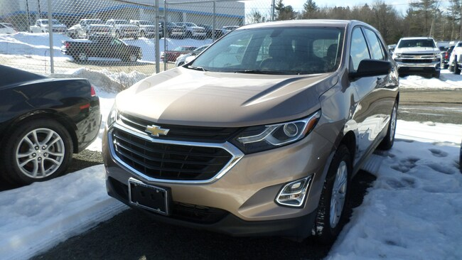 Used 2018 Chevrolet Equinox LS SUV for sale in Monticello, NY