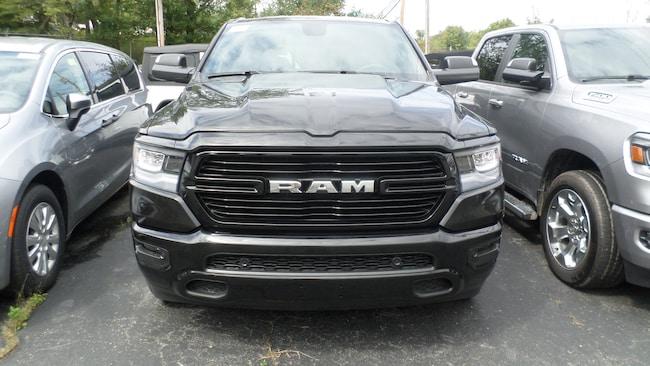 New 2019 Ram 1500 BIG HORN / LONE STAR CREW CAB 4X4 5'7 BOX Crew Cab in Monticello NY