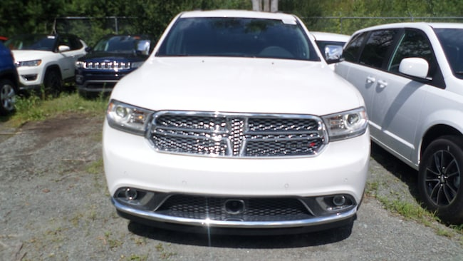 New 2018 Dodge Durango CITADEL AWD Sport Utility in Monticello NY