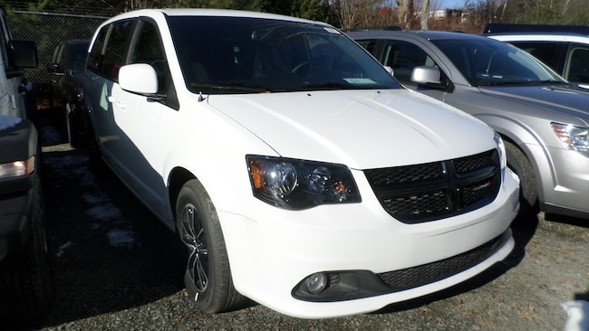 New 2018 Dodge Grand Caravan SE PLUS Passenger Van in Monticello NY