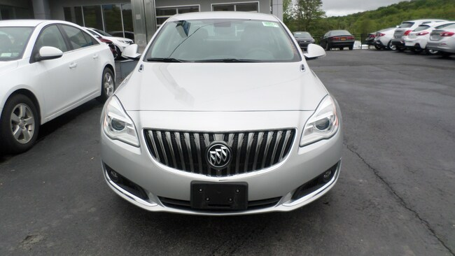 Used 2017 Buick Regal Turbo Sport Touring Sedan for sale in Monticello, NY