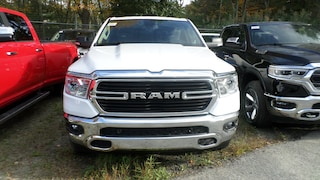 New 2019 Ram 1500 BIG HORN / LONE STAR CREW CAB 4X4 5'7 BOX Crew Cab 1C6SRFFT9KN650106 for sale in Monticello, NY