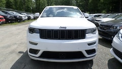 New 2018 Jeep Grand Cherokee HIGH ALTITUDE 4X4 Sport Utility 1C4RJFCT5JC303000 in Monticello NY